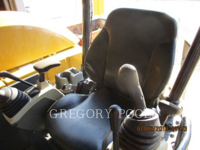 CATERPILLAR TRACK EXCAVATORS 303.5E2 CR equipment  photo 12