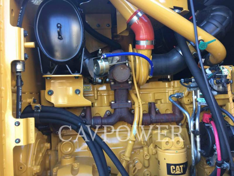 CATERPILLAR MOTORGRADER 140MAWD equipment  photo 16