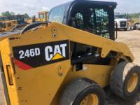 CATERPILLAR PALE COMPATTE SKID STEER 246 D equipment  photo 11