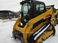 Equipment photo CATERPILLAR 259D 多様地形対応ローダ 1
