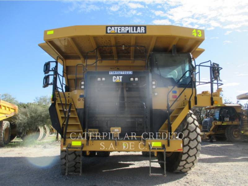 CATERPILLAR OFF HIGHWAY TRUCKS 777GLRC equipment  photo 4