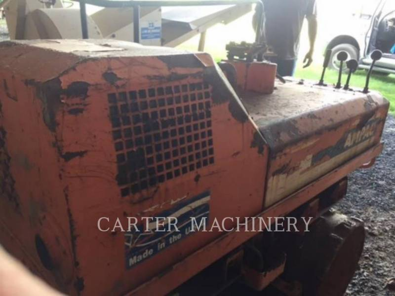 MISCELLANEOUS MFGRS COMPACTORS AMP P33/24 equipment  photo 2