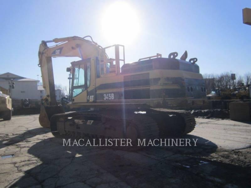 CATERPILLAR トラック油圧ショベル 345BIIL equipment  photo 5
