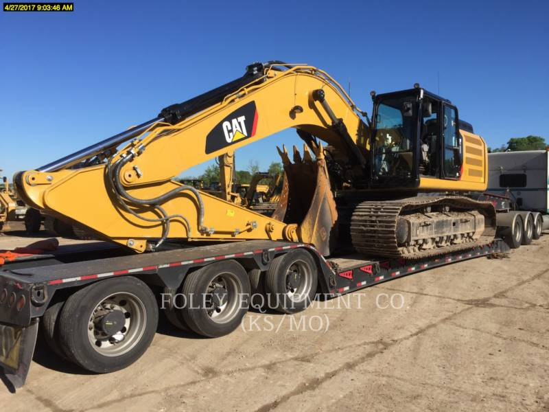 CATERPILLAR EXCAVADORAS DE CADENAS 336FL10 equipment  photo 1