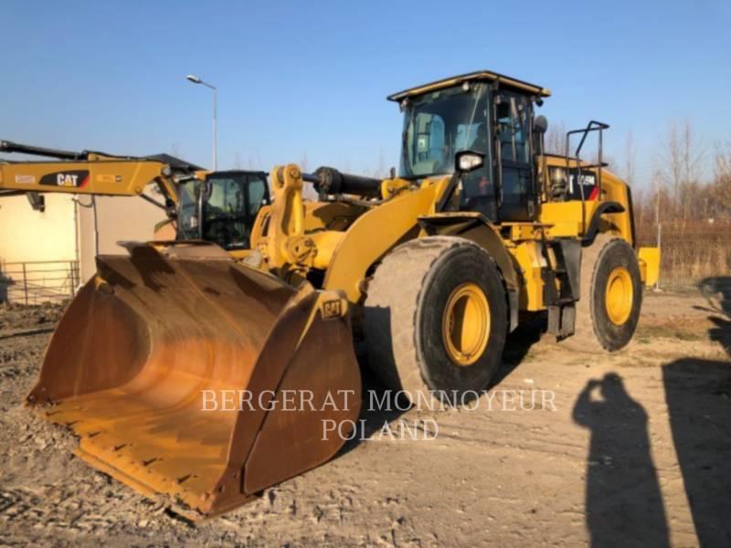 CATERPILLAR CHARGEURS SUR PNEUS/CHARGEURS INDUSTRIELS 966M equipment  photo 1
