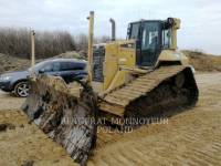Equipment photo CATERPILLAR D6N LGP AG TRACTORS 1