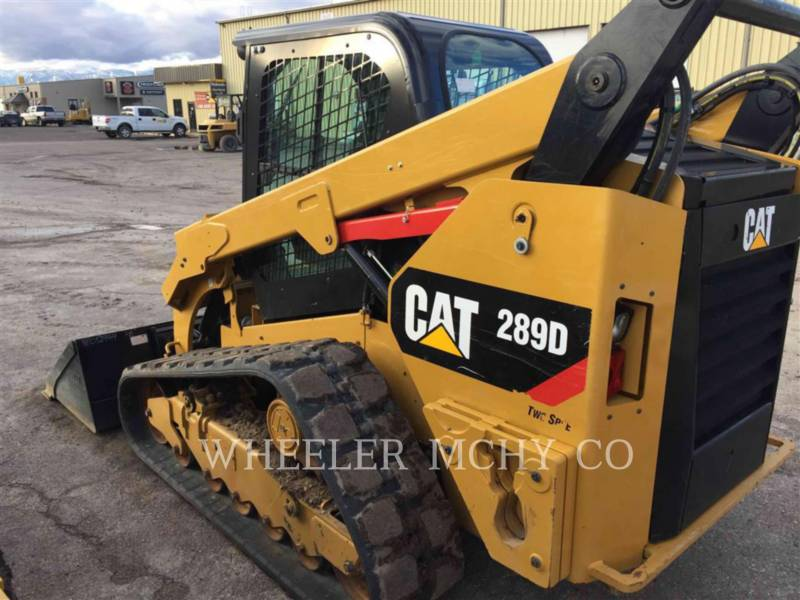 CATERPILLAR UNIWERSALNE ŁADOWARKI 289D C3-H2 equipment  photo 3