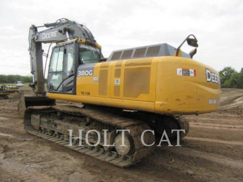 DEERE & CO. EXCAVADORAS DE CADENAS 380G equipment  photo 6