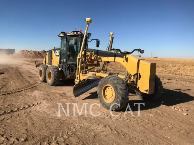 CATERPILLAR MOTONIVELADORAS 140MAWD equipment  photo 4