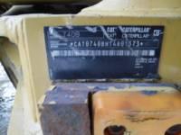 CATERPILLAR TOMBEREAUX ARTICULÉS 740B equipment  photo 8