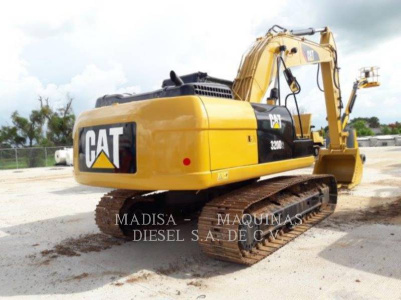 CATERPILLAR TRACK EXCAVATORS 320D2 equipment  photo 3