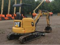 CATERPILLAR KETTEN-HYDRAULIKBAGGER 303E equipment  photo 3