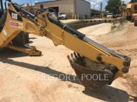 CATERPILLAR BACKHOE LOADERS 416E/4MT equipment  photo 7