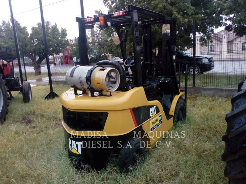 CATERPILLAR LIFT TRUCKS FORKLIFTS 2P5000 equipment  photo 4
