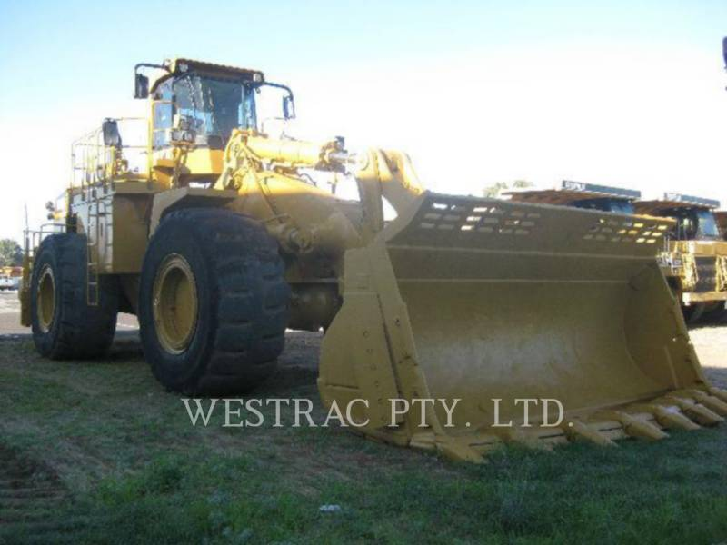 CATERPILLAR WHEEL LOADERS/INTEGRATED TOOLCARRIERS 992G equipment  photo 6