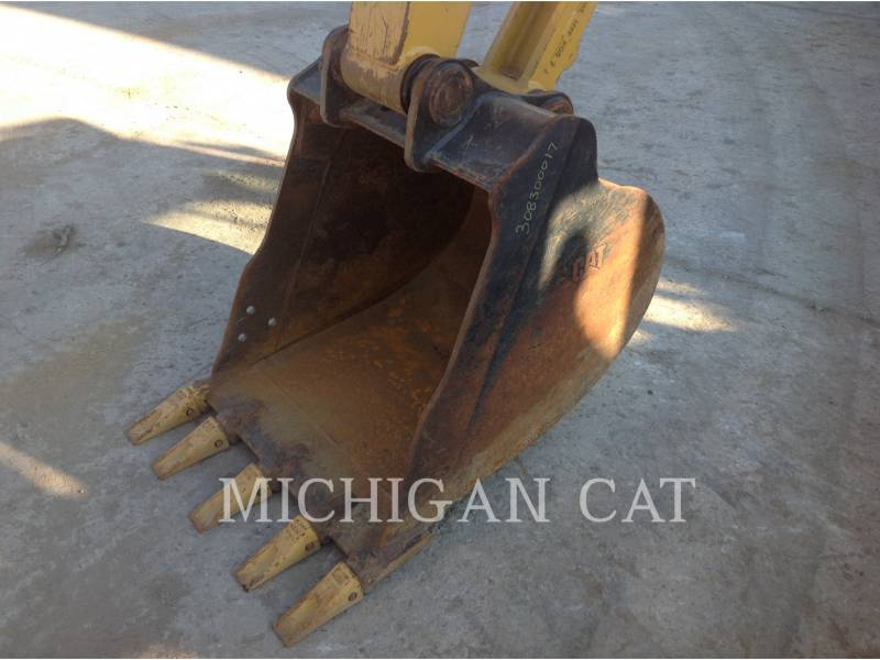 CATERPILLAR PELLES SUR CHAINES 308E2 R equipment  photo 6