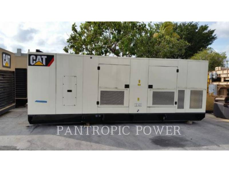 CATERPILLAR STATIONARY GENERATOR SETS C15 equipment  photo 1