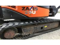 HITACHI TRACK EXCAVATORS ZX29 equipment  photo 7