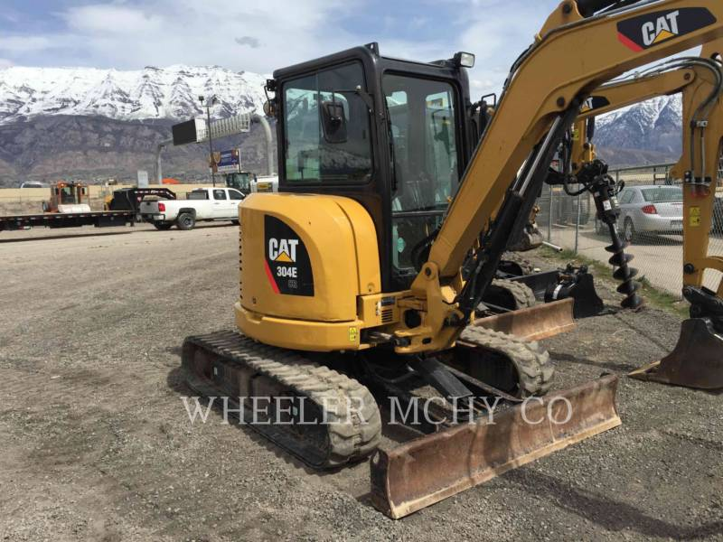 CATERPILLAR TRACK EXCAVATORS 304E C3 equipment  photo 2