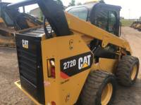 CATERPILLAR KOMPAKTLADER 272D equipment  photo 6
