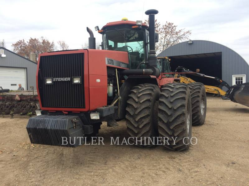 CASE/INTERNATIONAL HARVESTER LANDWIRTSCHAFTSTRAKTOREN 9370 equipment  photo 1