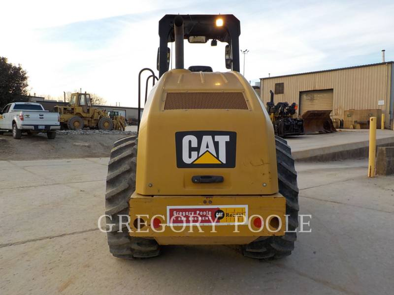 CATERPILLAR COMPACTEUR VIBRANT, MONOCYLINDRE À PIEDS DAMEURS CP-56B equipment  photo 13