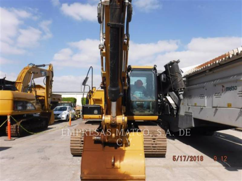 CATERPILLAR KETTEN-HYDRAULIKBAGGER 318D2L equipment  photo 3
