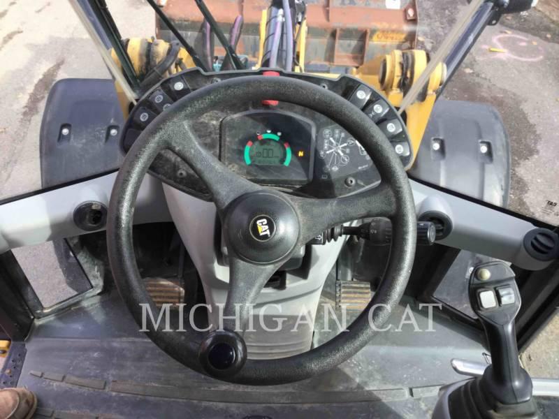 CATERPILLAR RADLADER/INDUSTRIE-RADLADER 908H2 equipment  photo 6