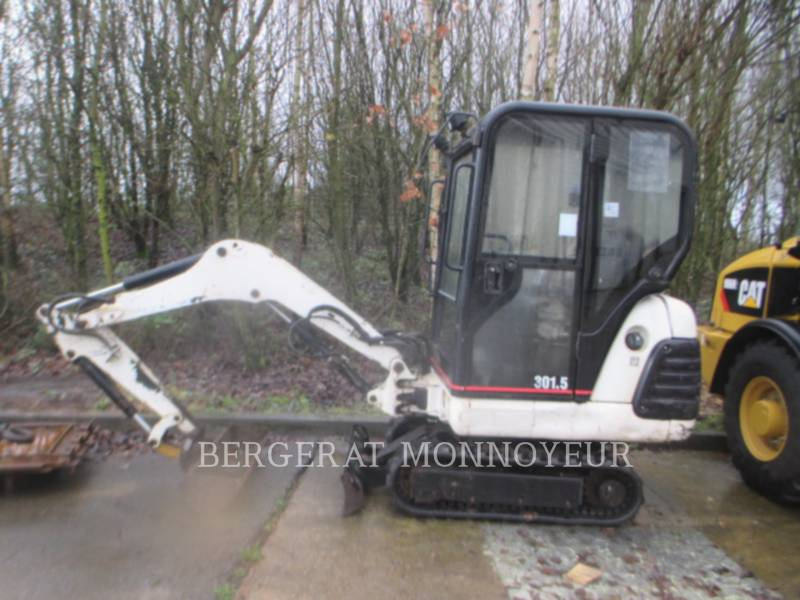 CATERPILLAR KETTEN-HYDRAULIKBAGGER 301.5 equipment  photo 2