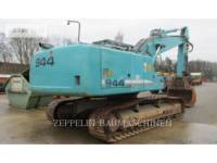 LIEBHERR PELLES SUR CHAINES R944C LITR equipment  photo 3