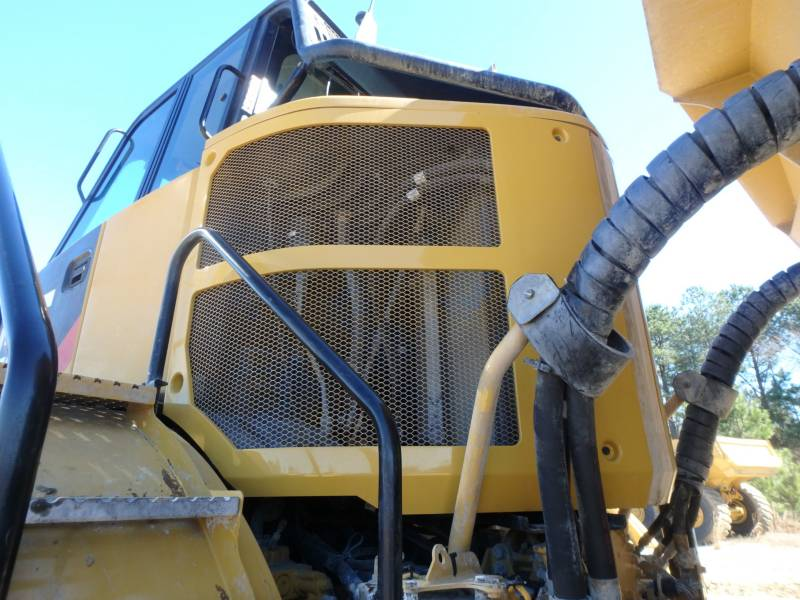 CATERPILLAR DUMPER ARTICOLATI 745C equipment  photo 23