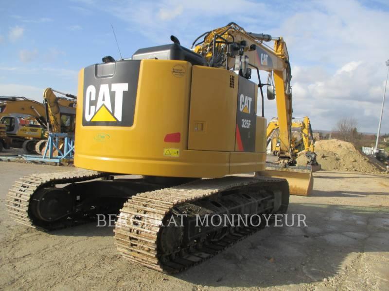 CATERPILLAR TRACK EXCAVATORS 325F CR equipment  photo 1