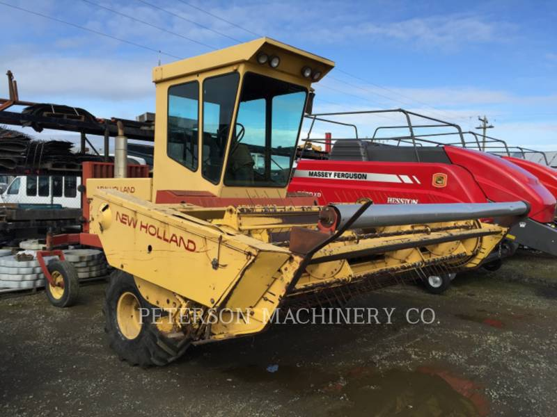 NEW HOLLAND LTD. AG HAY EQUIPMENT NH1118 equipment  photo 1