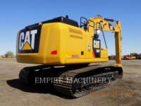 CATERPILLAR TRACK EXCAVATORS 330FL equipment  photo 2