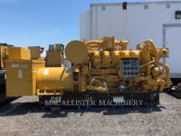 Equipment photo CATERPILLAR G3512 CONJUNTOS DE GERADORES ESTACIONÁRIOS 1