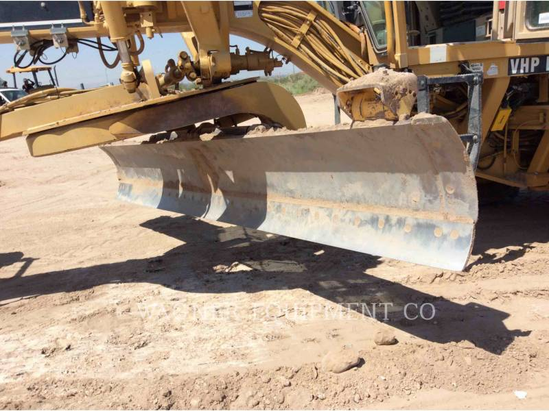 CATERPILLAR MOTONIVELADORAS 140H equipment  photo 12