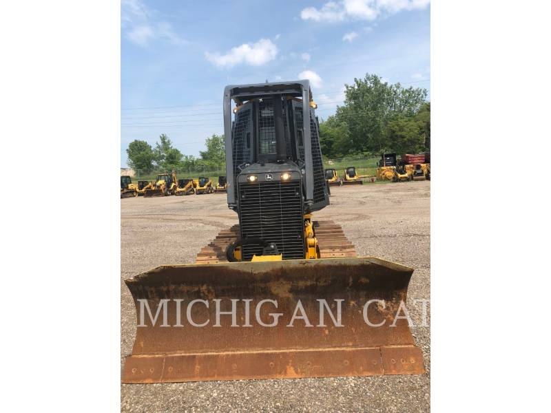JOHN DEERE TRACK TYPE TRACTORS 450JLT equipment  photo 23