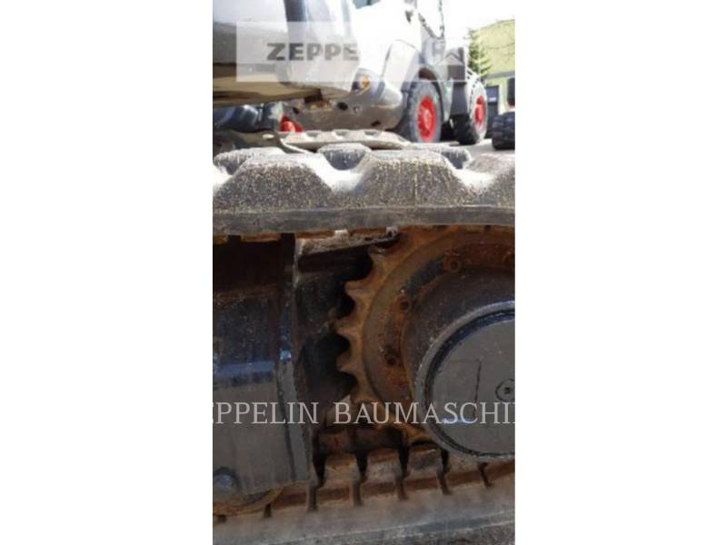 YANMAR PELLES SUR CHAINES VIO33 equipment  photo 10