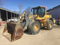 Equipment photo VOLVO CONSTRUCTION EQUIPMENT L90F PALE GOMMATE/PALE GOMMATE MULTIUSO 1