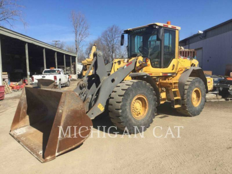 VOLVO CONSTRUCTION EQUIPMENT WHEEL LOADERS/INTEGRATED TOOLCARRIERS L90F equipment  photo 1