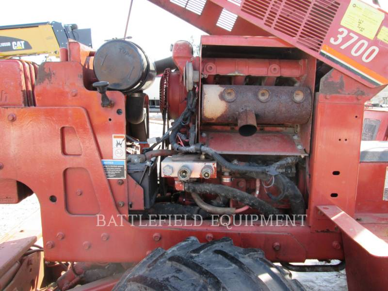 DITCH WITCH (CHARLES MACHINE WORKS) TRENCHERS 3700 equipment  photo 12