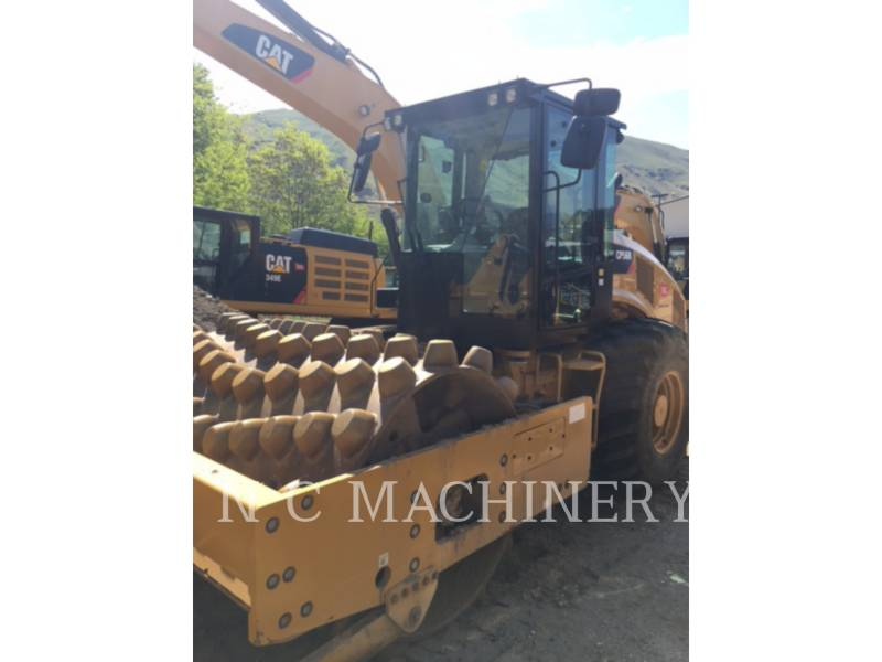 CATERPILLAR PAVIMENTADORES DE ASFALTO CP56B equipment  photo 3