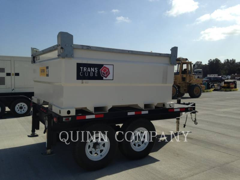 MISCELLANEOUS MFGRS TRAILERS TRANSCUBE 40TCG equipment  photo 2