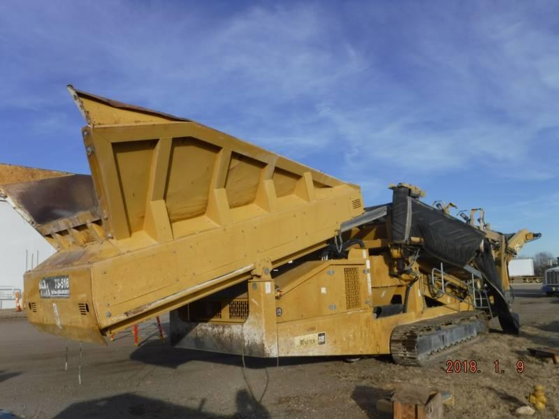 IROCK CRUSHERS SIEBE TS516 equipment  photo 4
