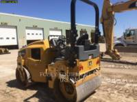 CATERPILLAR TAMBOR DOBLE VIBRATORIO ASFALTO CB34B equipment  photo 4