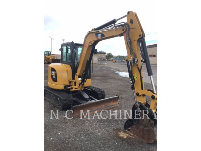 CATERPILLAR TRACK EXCAVATORS 305E2 CRCB equipment  photo 2