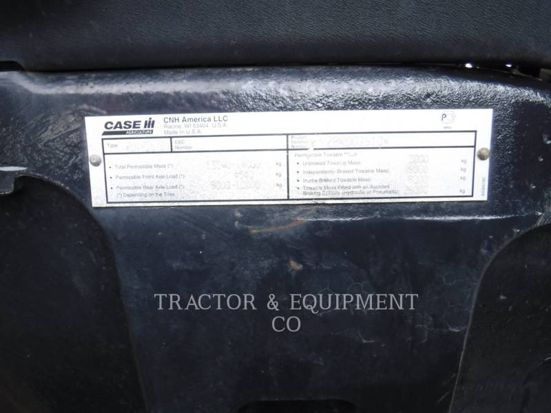 CASE AG TRACTORS 260 MAG equipment  photo 2