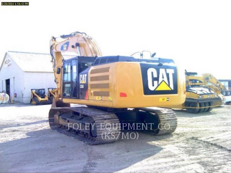 CATERPILLAR TRACK EXCAVATORS 336EL10 equipment  photo 3