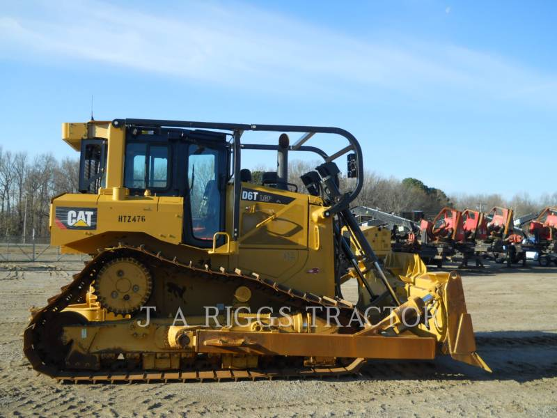 CATERPILLAR ブルドーザ D6TLGP AG equipment  photo 7