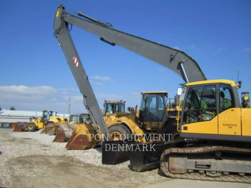 VOLVO CONSTRUCTION EQUIPMENT EXCAVADORAS DE CADENAS EC240CLR equipment  photo 2